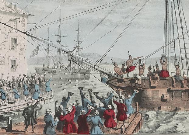 2 The American Revolution